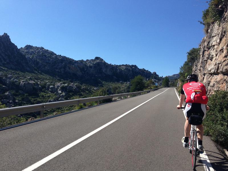 Mallorca Rennradfahren