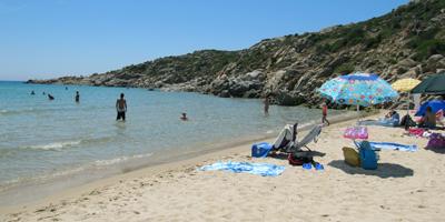 Schwimmen, ein besonderes Urlaubsvergnügen auf Sardinien