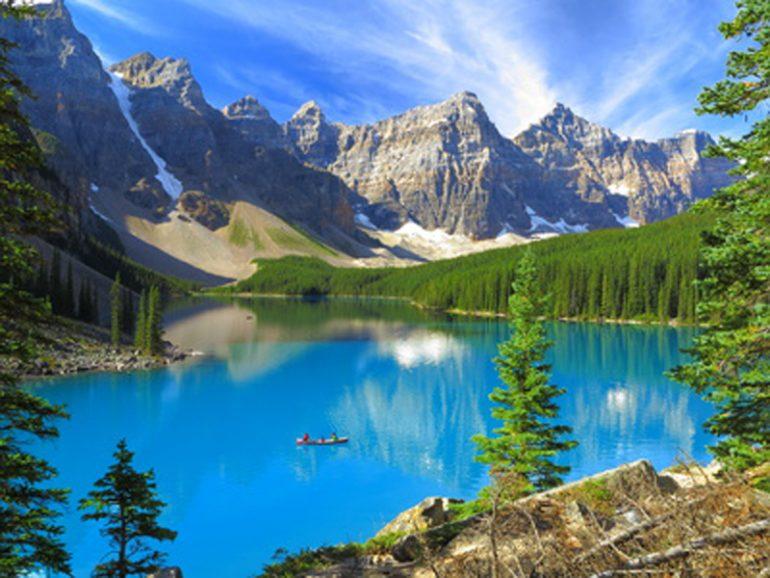 Kanada Sightseeing