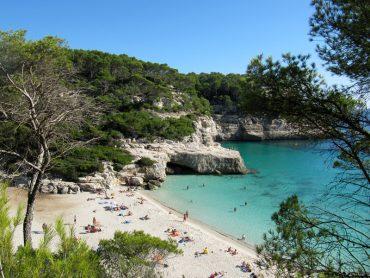 Schwimmen Menorca
