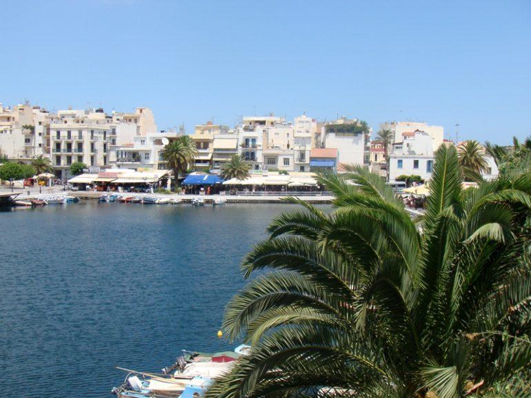 Sightseeing Kreta