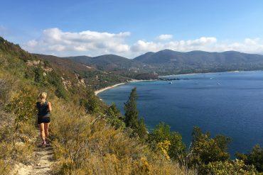 Laufen auf Elba