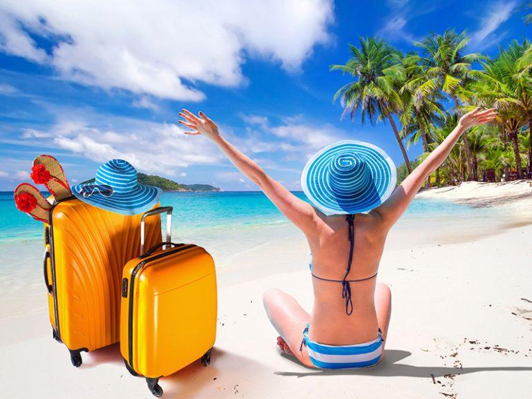 Koffer - Fernreise