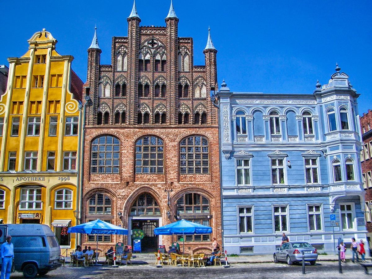 Stralsund Altstadt
